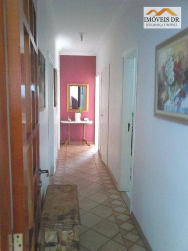 casa  residencial à venda, parque taquaral, campinas. - ca0089