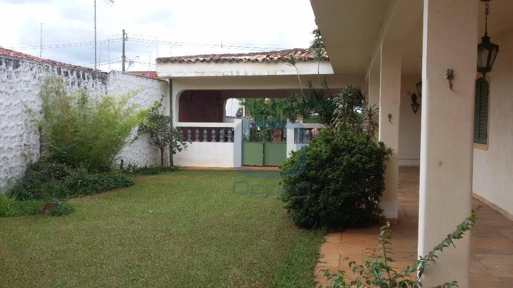 casa residencial à venda, parque taquaral, campinas. - ca0262