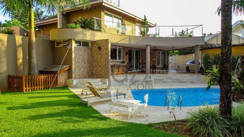 casa residencial à venda, parque taquaral, campinas. - ca2861