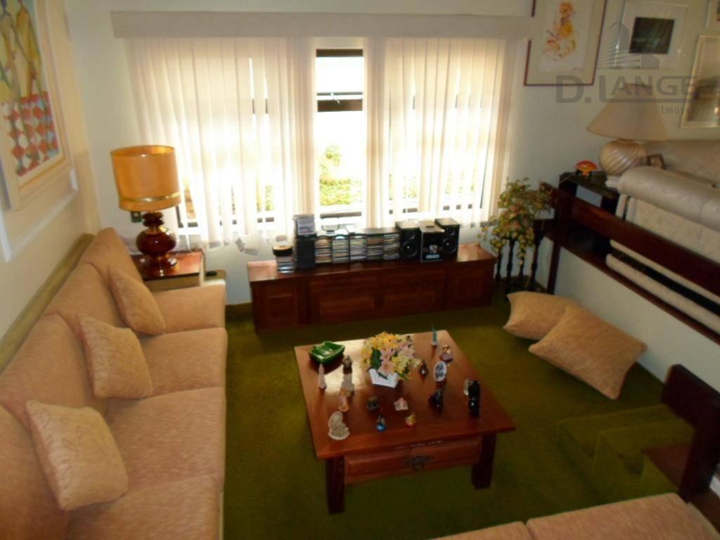 casa residencial à venda, parque taquaral, campinas. - ca5605
