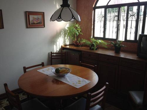 casa residencial à venda, parque taquaral, campinas. - ca6647