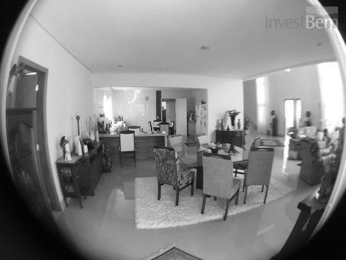 casa residencial à venda, parque terranova, valinhos. - ca0297