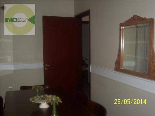 casa residencial à venda, parque terranova, valinhos. - ca0986