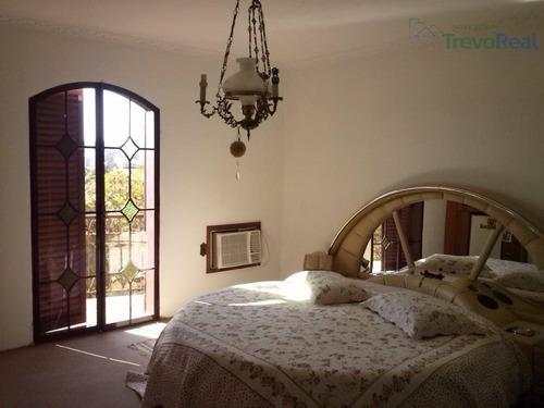 casa residencial à venda, parque terranova, valinhos. - ca1415