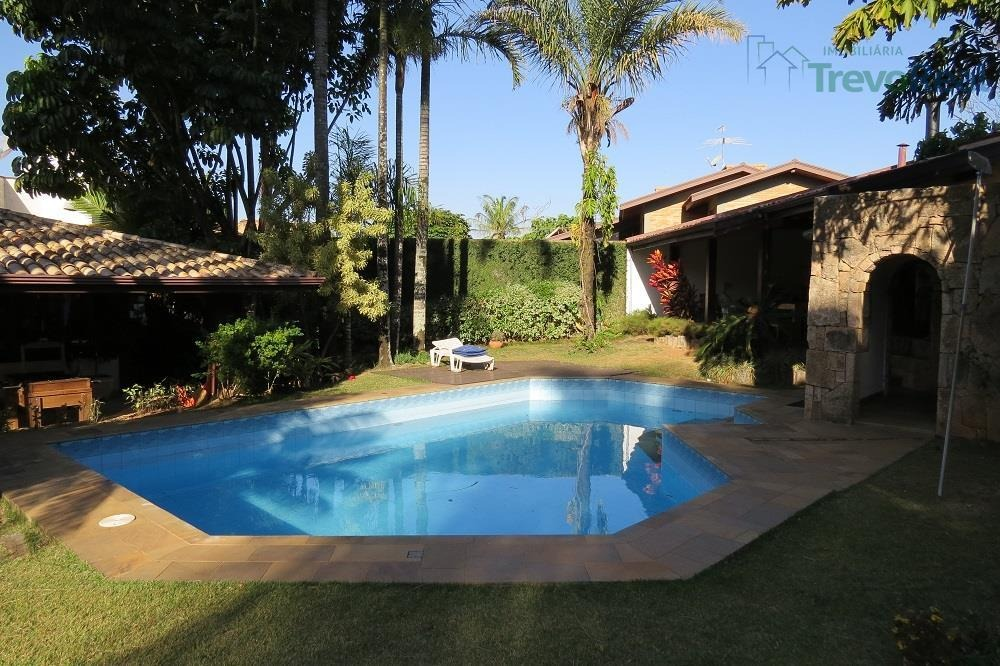 casa residencial à venda, parque terranova, valinhos. - ca1506