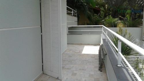 casa residencial à venda, parque terranova, valinhos. - ca1635