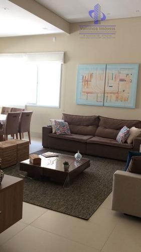 casa residencial à venda, parque terranova, valinhos - ca1690. - ca1690