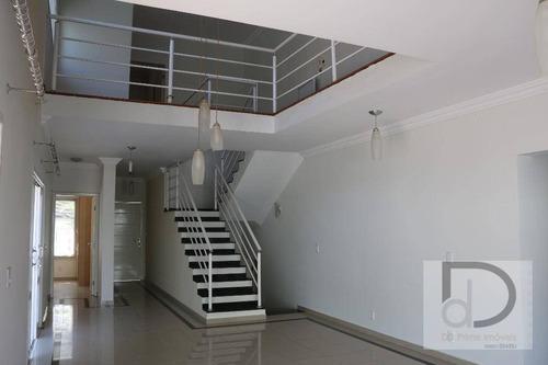 casa residencial à venda, parque terranova, valinhos. - ca2882