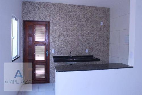 casa residencial à venda, parque tijuca, maracanaú. - ca0122
