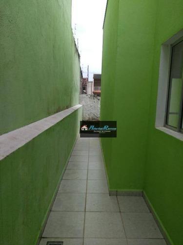 casa  residencial à venda, parque turístico, peruíbe. - ca0675