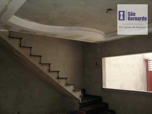 casa residencial à venda, parque universitário, americana. - ca0624
