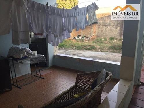 casa residencial à venda, parque universitário de viracopos, campinas. - ca0150