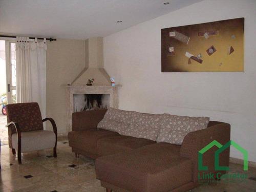 casa residencial à venda, parque via norte, campinas. - ca0052