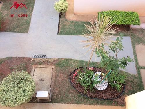 casa residencial à venda, parque villa flores, sumaré. - ca0132