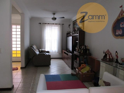 casa residencial à venda, parque villa flores, sumaré - ca1588. - ca1588