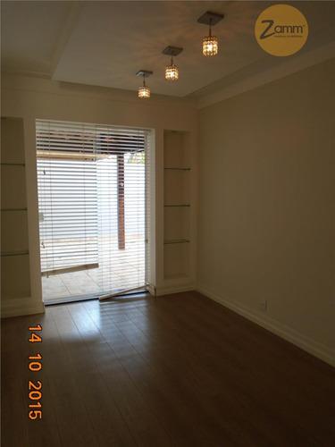casa residencial à venda, parque villa flores, sumaré - ca1756. - ca1756