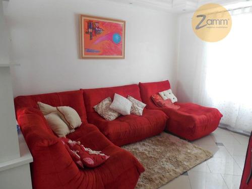 casa  residencial à venda, parque villa flores, sumaré. - codigo: ca1646 - ca1646