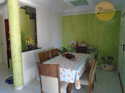 casa residencial à venda, parque villa flores, sumaré. - codigo: ca1739 - ca1739