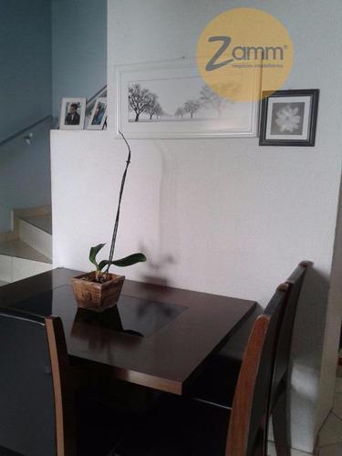 casa residencial à venda, parque villa flores, sumaré. - codigo: ca2036 - ca2036