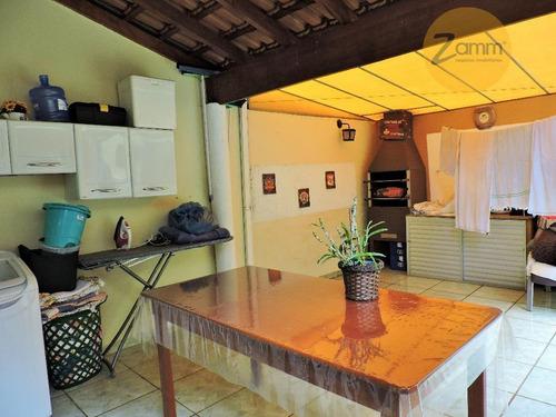 casa residencial à venda, parque villa flores, sumaré. - codigo: ca2128 - ca2128