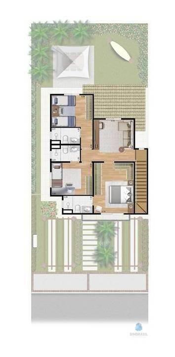 casa residencial à venda, parque xangrilá, campinas. - ca0287