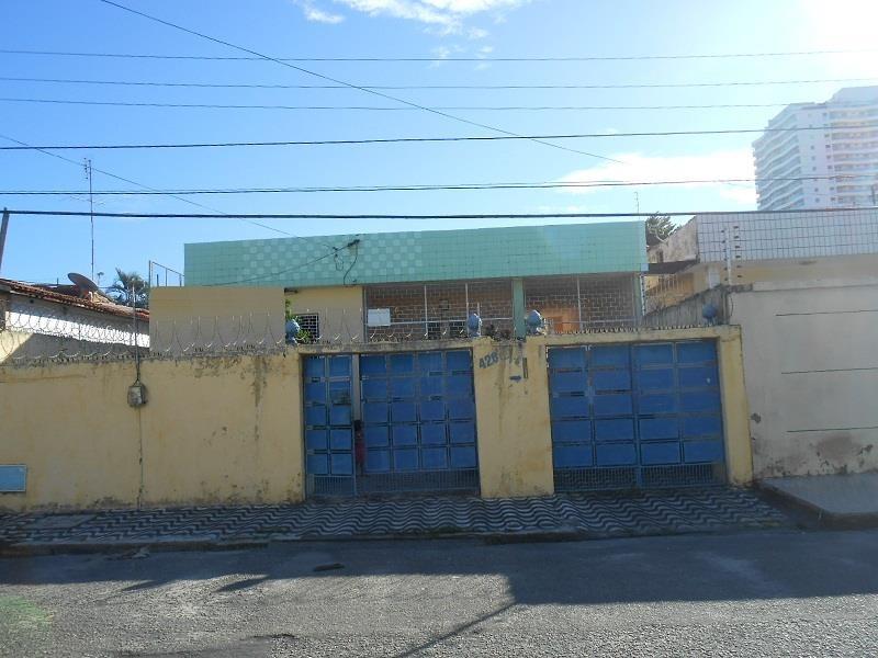 casa residencial à venda, parquelândia, fortaleza. - ca0309