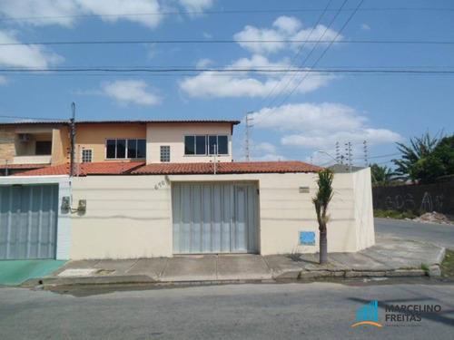 casa residencial à venda, passaré, fortaleza - ca1052. - ca1052