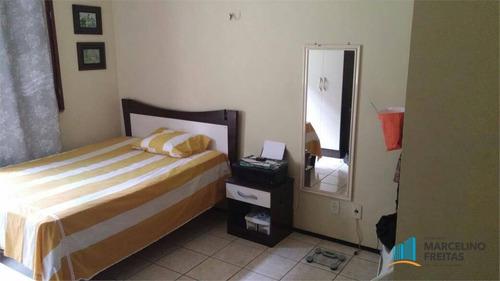 casa  residencial à venda, passaré, fortaleza. - codigo: ca0748 - ca0748