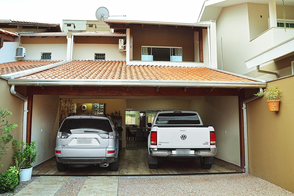 casa residencial à venda, passo manso, blumenau. - ca0848