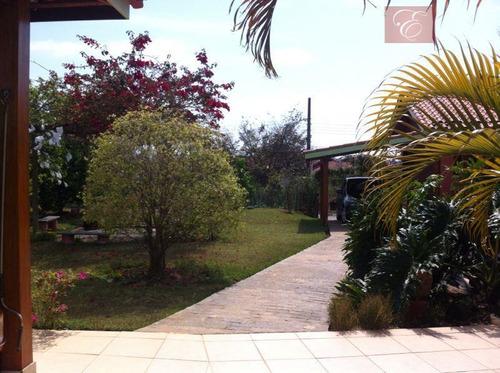 casa residencial à venda, paysage vert, vargem grande paulista. - ca0432