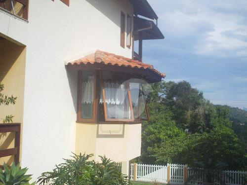 casa residencial à venda, pendotiba, niterói. - ca1000