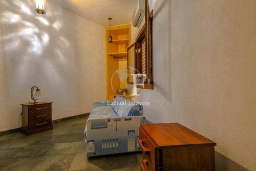 casa residencial à venda, península, guarujá - ca2605. - ca2605