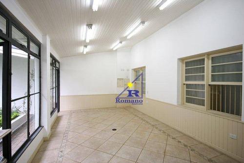 casa residencial à venda, perdizes, são paulo. - ca0287