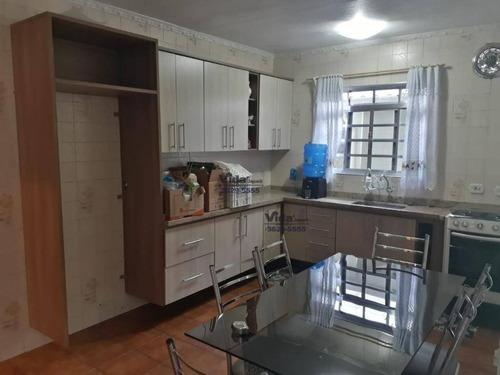 casa residencial à venda, pestana, osasco. - ca0559