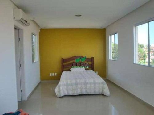 casa residencial à venda, piatã, salvador - ca0973. - ca0973