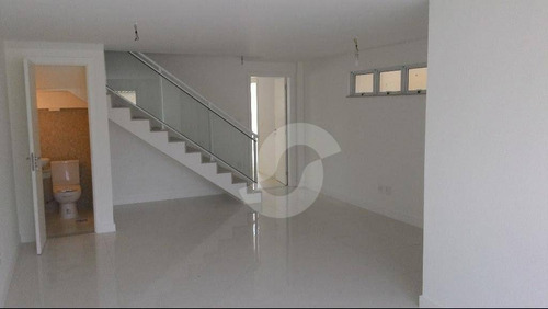 casa residencial à venda, piratininga, niterói. - ca0711