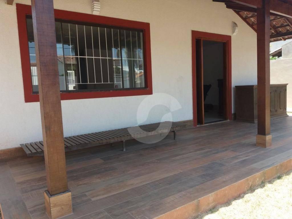 casa residencial à venda, piratininga, niterói. - ca0847