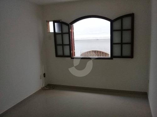 casa residencial à venda, piratininga, niterói. - ca0852