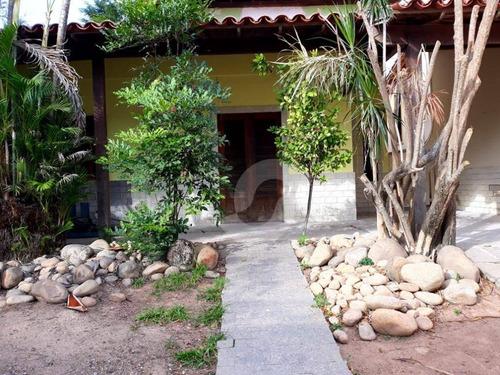 casa residencial à venda, piratininga, niterói. - ca0985