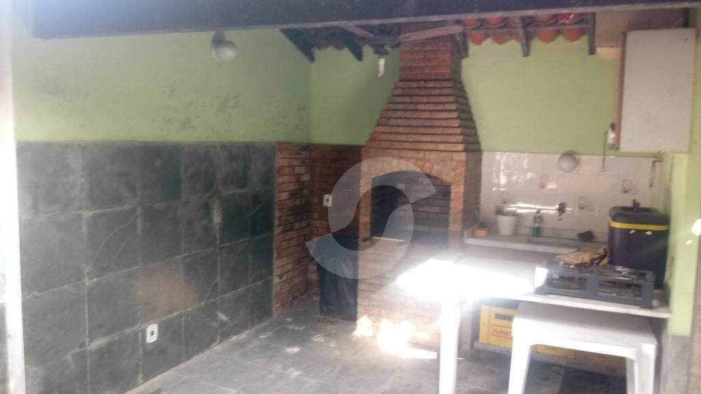 casa residencial à venda, piratininga, niterói. - ca1021