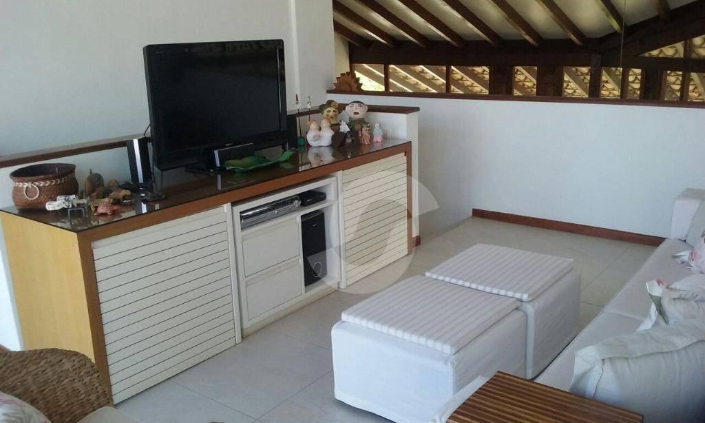 casa residencial à venda, piratininga, niterói. - ca1060