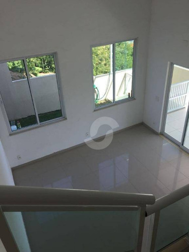 casa residencial à venda, piratininga, niterói. - ca1104