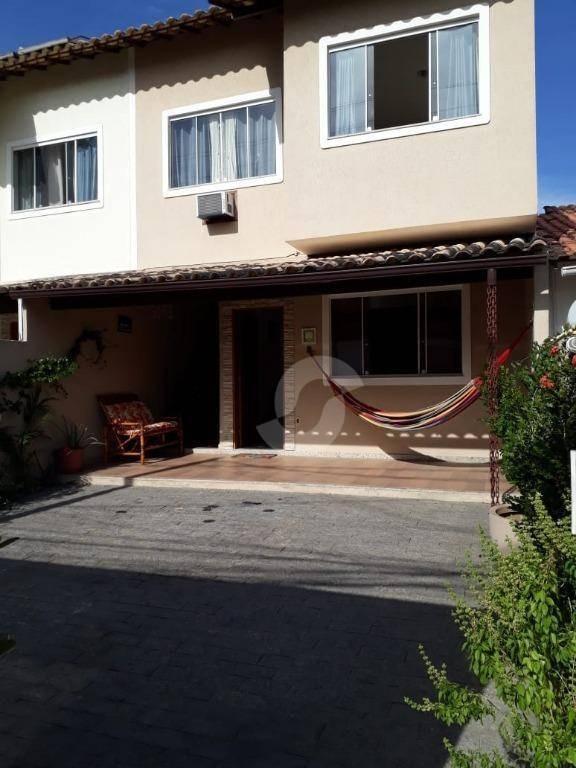 casa residencial à venda, piratininga, niterói. - ca1151