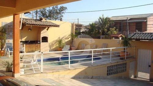 casa residencial à venda, piratininga, niterói. - ca1198