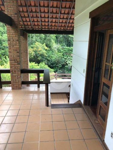 casa residencial à venda, piratininga, niterói. - ca1303