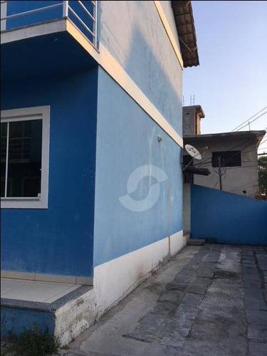 casa residencial à venda, piratininga, niterói. - ca1496