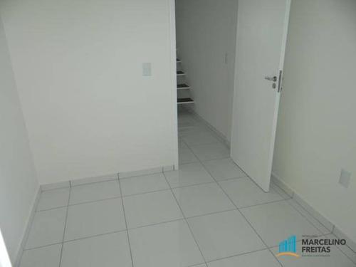 casa residencial à venda, pires façanha, eusébio - ca0066. - ca0066