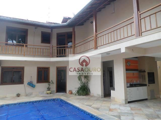 casa residencial à venda, planalto, belo horizonte. - ca0059