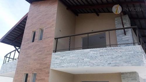 casa residencial à venda, poço, cabedelo - ca1331. - ca1331