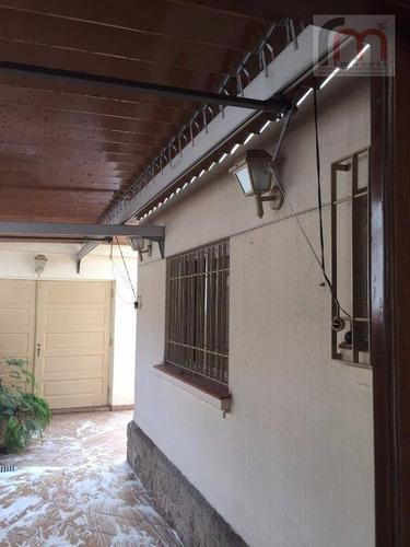 casa  residencial à venda, ponta da praia, santos. - codigo: ca0150 - ca0150